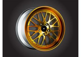 Car Rim Graphics