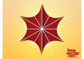 Weihnachten Stern Icon