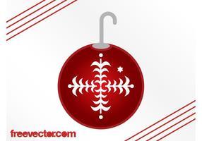 Christmas Ball Ornament