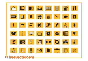 Pictogrammen En Symbolen