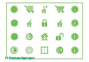Iconos Y Símbolos Gráficos