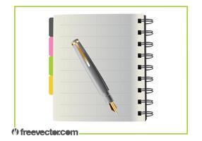 Cuaderno Y Pluma