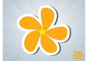 Floral Sticker Graphics