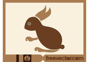 Vector Bunny Illustration