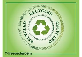 Recycling Badge