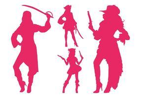 Pirate Girls Graphics