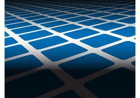Perspektive Squares Hintergrund