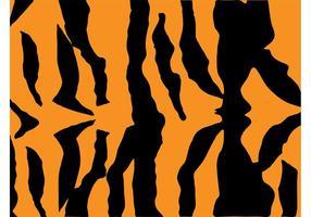 Tiger pälsmönster
