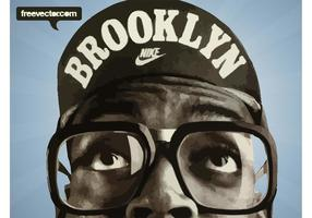 Spike lee vecteur