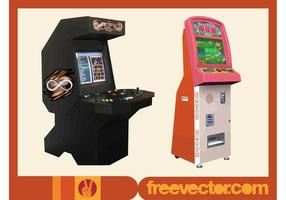 Machines de jeux d'arcade