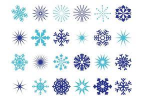 Gráficos de los copos de nieve