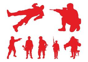 Soldater Silhouettes Graphics