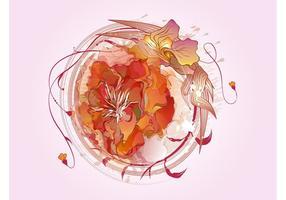 Blumenblütenbild Art