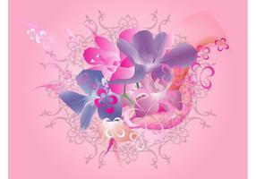 Blooming Flowers Images Art