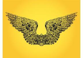 Bird Wings Tekening