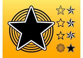 Stars Graphics Set