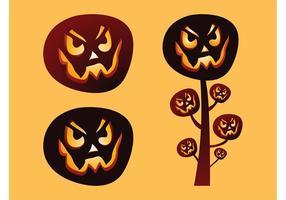 Halloween Pumpkins Graphics