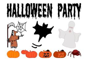 Halloween Designs Set