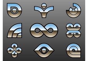 Shiny Abstract Icons
