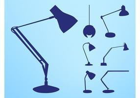 Lamp Silhouettes Set