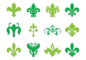 Fleur De Lis Icons