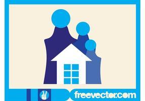 Familj och hus