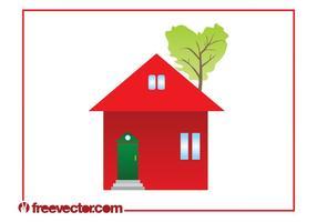 Eco-house-clip-art