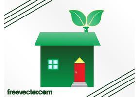 Eco House Graphics