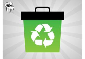 Recycling Bin Graphics
