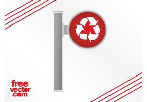 Recycling Zeichen Grafiken