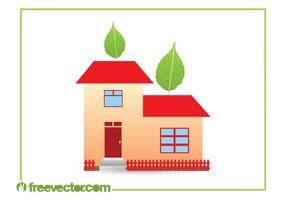 Ekologisk byggnad