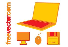 Office Tech Icons