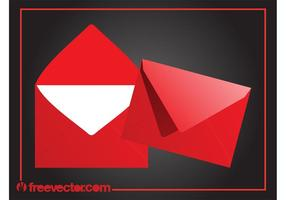 Red Envelopes Graphics