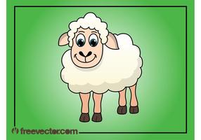 Cartoon Schaap