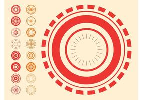 Abstract Circular Designs