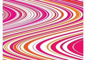 Waving Lines Background Design