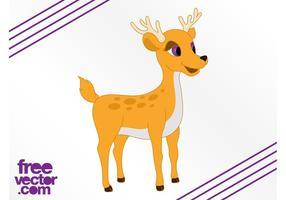 Cartoon Deer Graphics