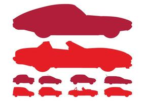 Car Silhouettes Pack