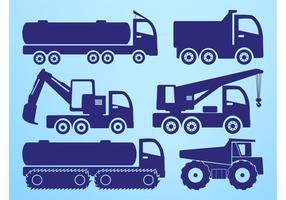 Gráficos de vehículos pesados