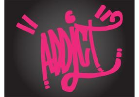 Graffiti addictif