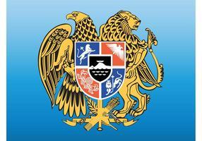 Armeniska vapenskölden