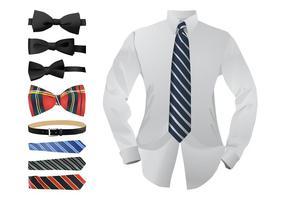 Conjunto de ropa formal