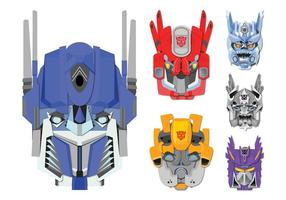 Transformers Graphics Set