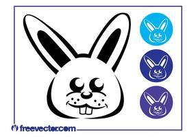 Bunny Icon Set