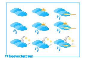 Weather Graphics Set