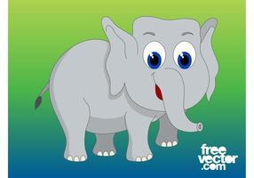 Cartoon Elephant Graphics