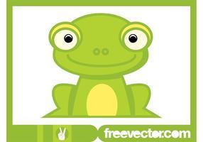 Cartoon Frog Graphics