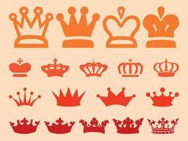 Crown-graphics-set