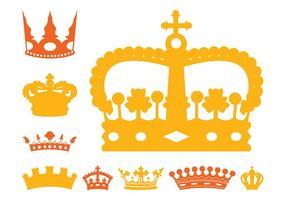 Königliche Kronen Set