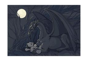 Dragon Illustration